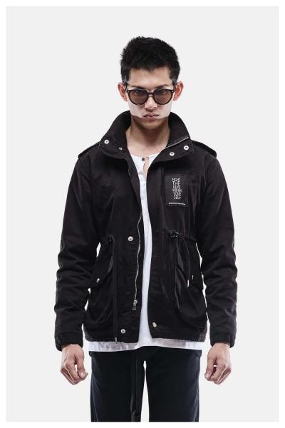 Twill Jacket FTDWY - Black